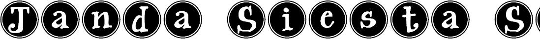 Preview image for Janda Siesta Sunrise Font