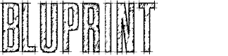 Preview image for BluprintDEMO Font