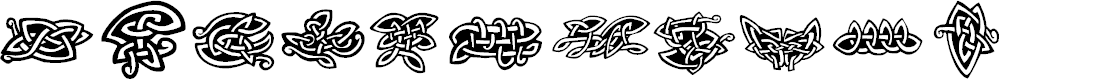 Preview image for Tattoo No2 Font
