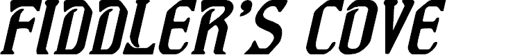 Preview image for Fiddler's Cove Italic