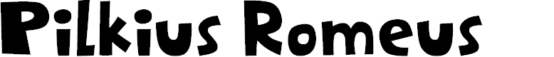 Preview image for Pilkius Romeus Font