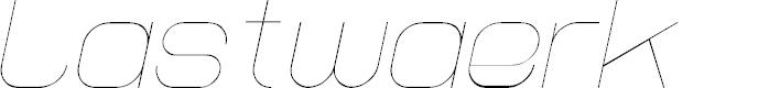 Preview image for Lastwaerk thin Oblique