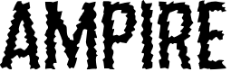 Preview image for Ampire Font