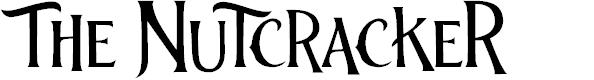 Preview image for thenutcracker Font