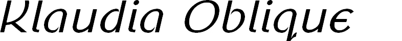 Preview image for Klaudia Oblique