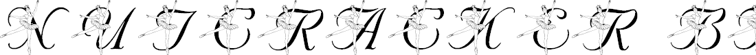 Preview image for LMS Nutcracker Ballet Font