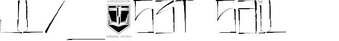 Preview image for JL357_SET SAIL Font