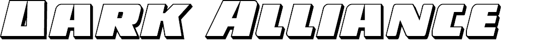 Preview image for Dark Alliance 3D Italic