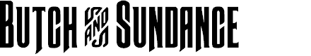 Preview image for Butch & Sundance Regular Font