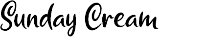 Preview image for Sunday Cream Font