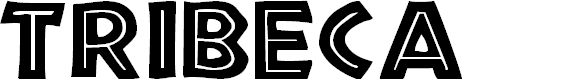 Preview image for Tribeca Regular Font