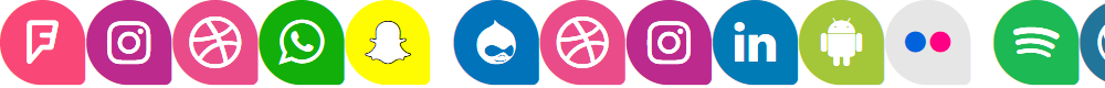Preview image for Icons Social Media 13