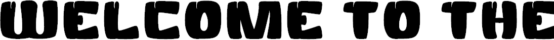 Preview image for WELCOME TO THE JUNGLE Font