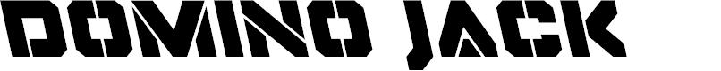 Preview image for Domino Jack Leftalic Italic