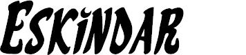 Preview image for Eskindar Italic