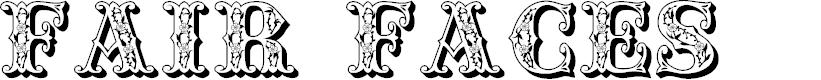 Preview image for JFSpringFair Font