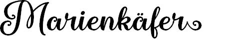 Preview image for Marienkaefer Regular Font