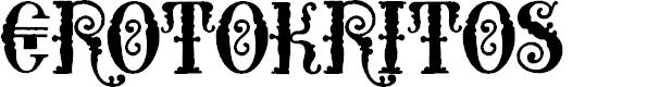 Preview image for Erotokritos Font