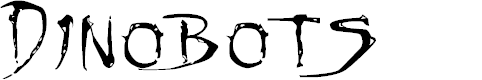 Preview image for Dinobots Font