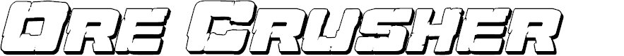 Preview image for Ore Crusher 3D Italic