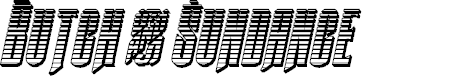 Preview image for Butch & Sundance Chrome Italic
