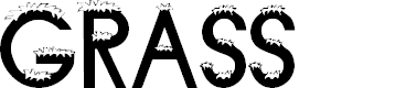 Preview image for Grass Font