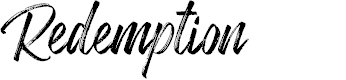 Preview image for Redemption Font