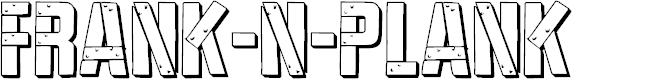 Preview image for Frank-n-Plank 3D Regular