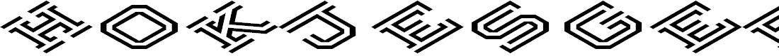Preview image for Hokjesgeestcube Bold Italic