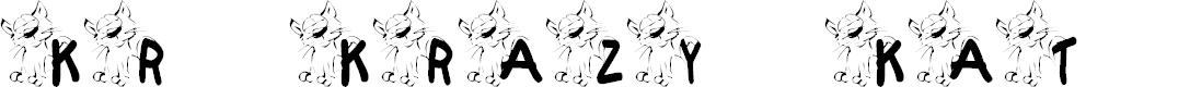 Preview image for KR Krazy Kat Font
