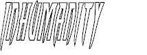 Preview image for Inhumanity Outline Italic