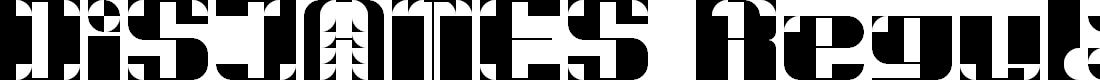 Preview image for DiSJAMES Regular Font