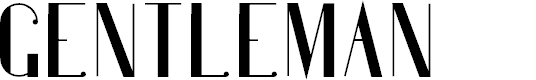 Preview image for Gentleman Font