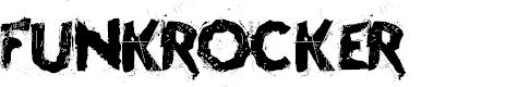 Preview image for Funkrocker Font