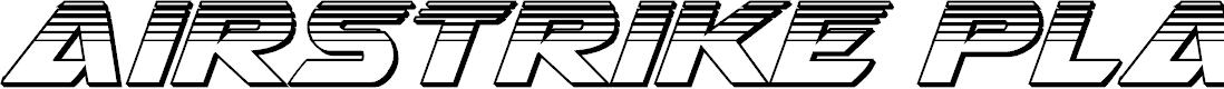 Preview image for Airstrike Platinum Regular