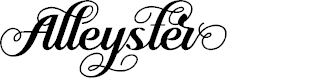 Preview image for Alleyster Font