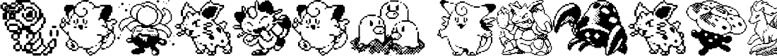 Preview image for Pokemon pixels 1
