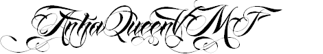 Preview image for AnhaQueenVMF Font