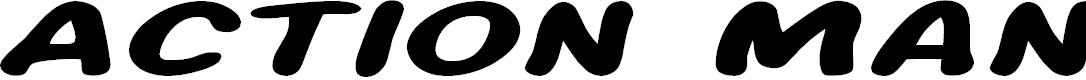 Preview image for Action Man Extended Bold Italic