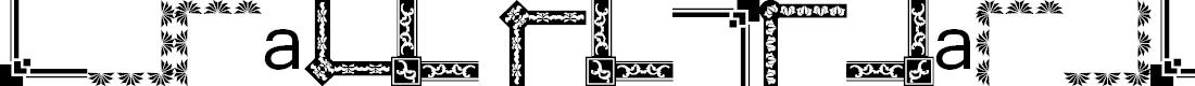 Preview image for Vintage Decorative Corners 19 Font