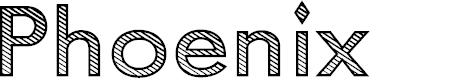 Preview image for Phoenix Arise Font