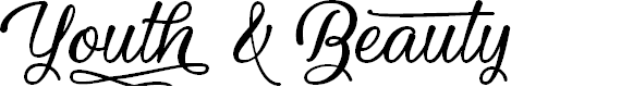 Preview image for Youth and Beauty Font
