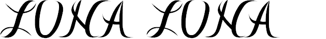 Preview image for Luna Luna Font