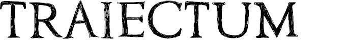 Preview image for DK Traiectum Regular Font