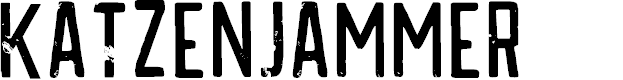 Preview image for DKKatzenjammer Font