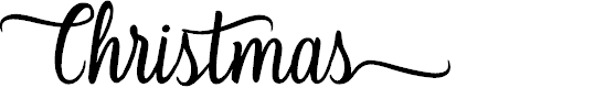 Preview image for Christmas Font