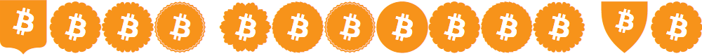 Preview image for Font Bitcoin Color