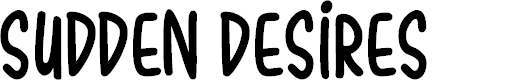 Preview image for Sudden Desires Font