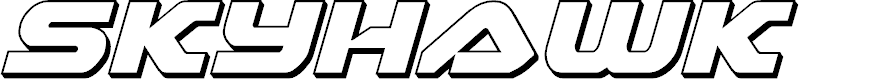 Preview image for Skyhawk 3D Italic