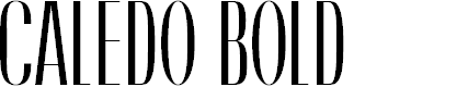 Preview image for Caledo Bold